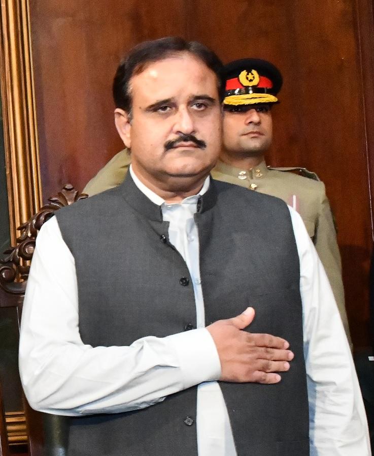 Sardar Usman Ahmed Khan Buzdar