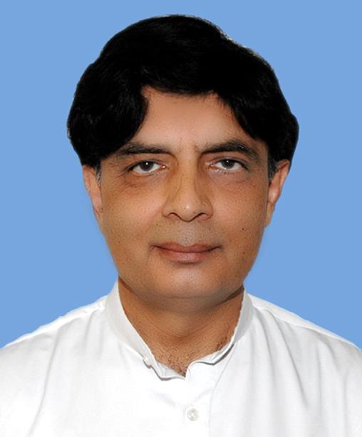 Ch. Nisar Ali Khan