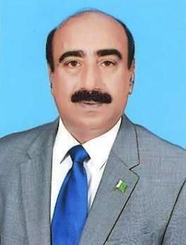 Col (R) Ghazanfar Abbas Shah