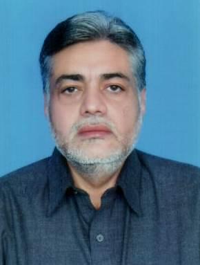 Syed Sumsam Ali Shah Bukhari