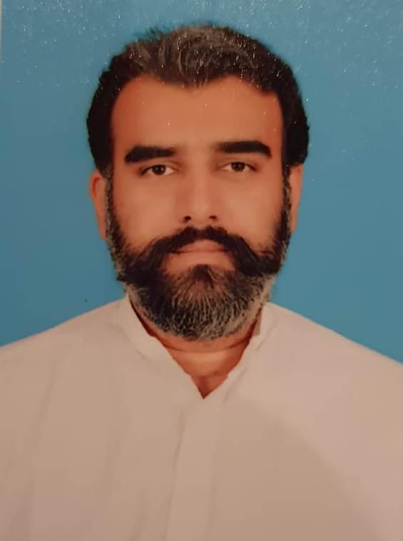 Sahib Zada Muhammad Gazain Abbasi