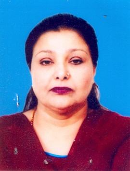 Ishrat Ashraf